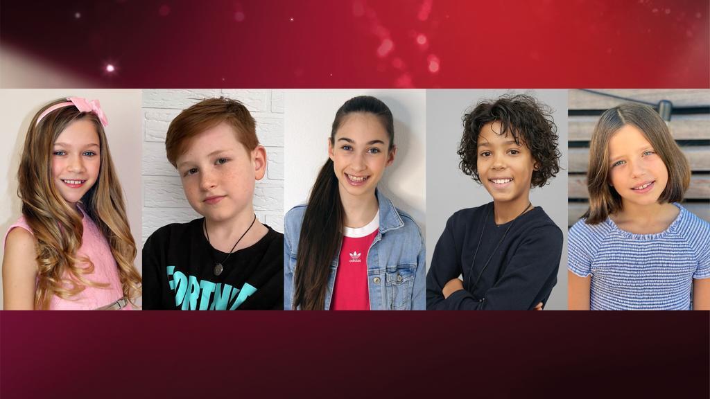 """Jona Szewczenko, Maris Ohneck, Angelina Stecher-Williams, Spencer König und Zoé Baillieu wollen """"Dancing Sternchen 2021"""" werden"""