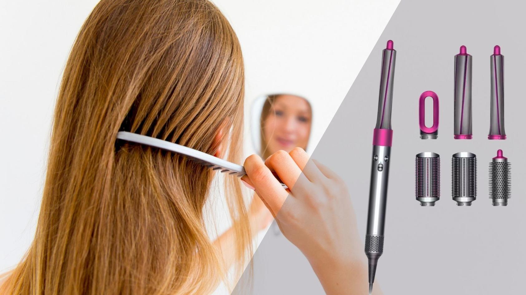 Was kann der Dyson Airwrap Hairstyler wirklich? Wir haben den Test gemacht.