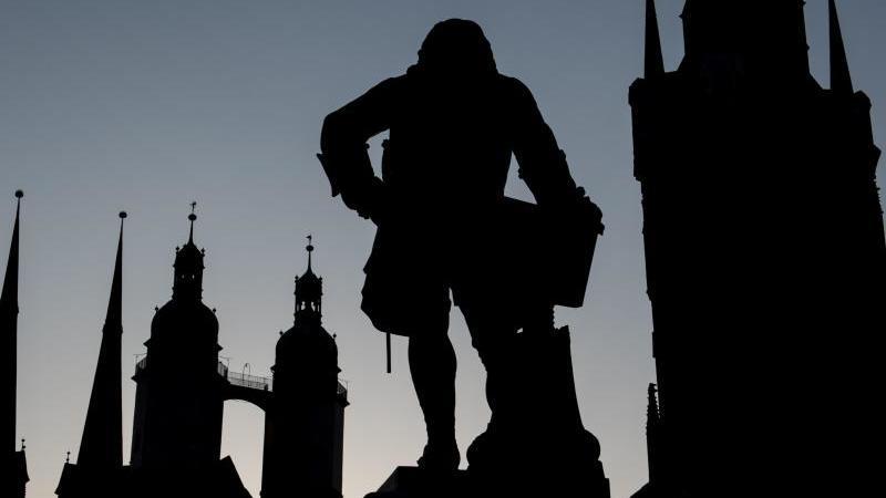 Aufgrund der Corona-Pandemie mussten die Händel-Festspiele 2021 abgesagt werden. Foto: Hendrik Schmidt/dpa/Archivbild