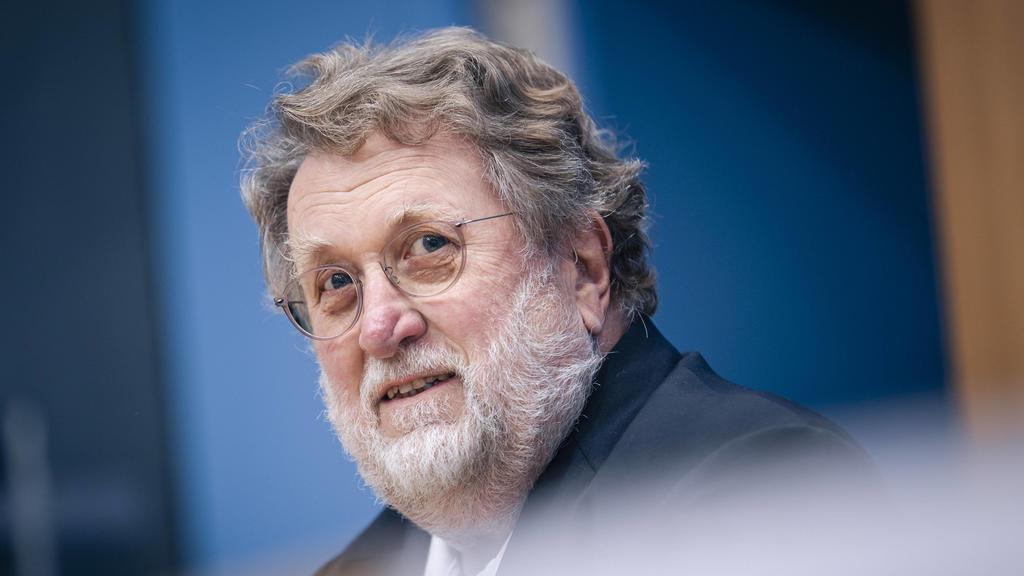 Thomas Mertens, Vorsitzender der Stiko