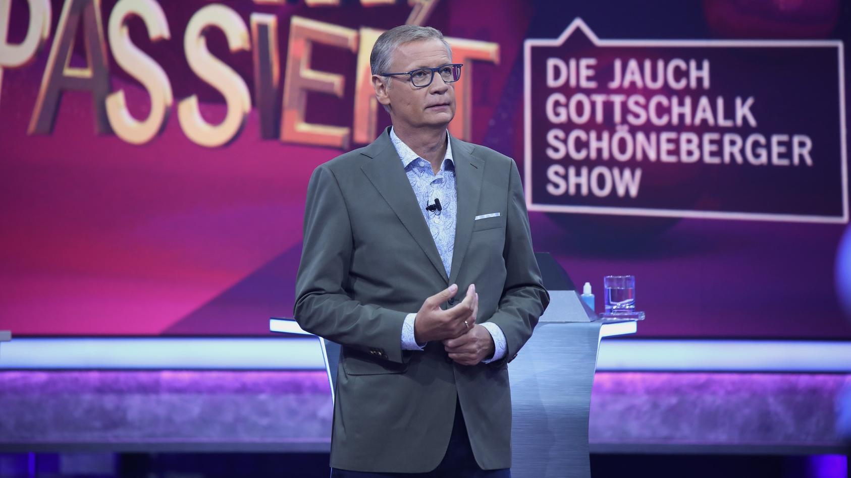 Günther Jauch fällt in RTL-Show aus.