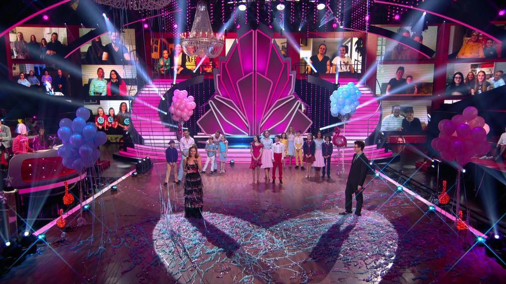 """100 Online-Zuschauer sind bei """"Let's Dance - Kids"""" zugeschaltet."""