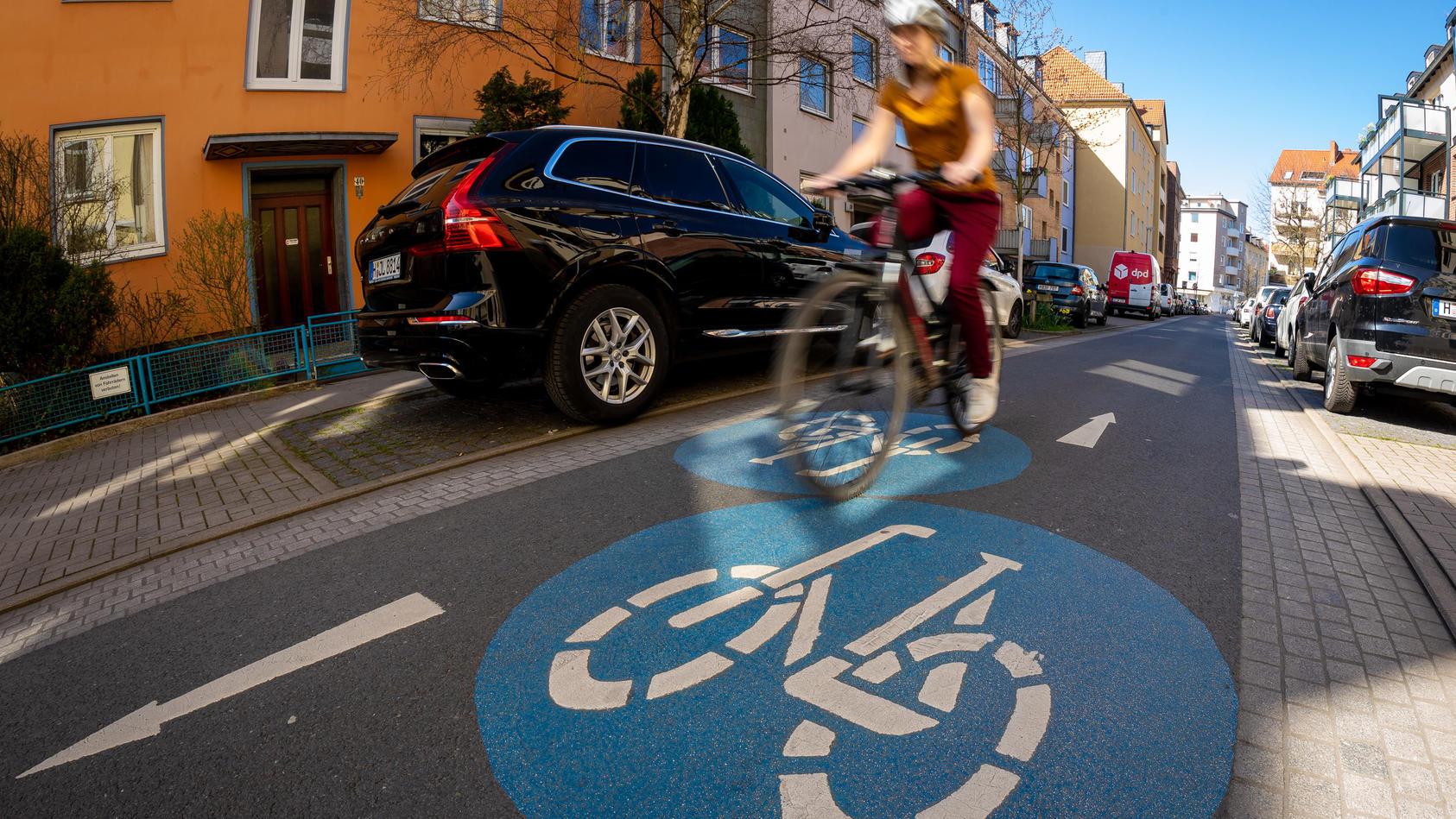 Radverkehr soll mit 300 Millionen Euro gefördert werden