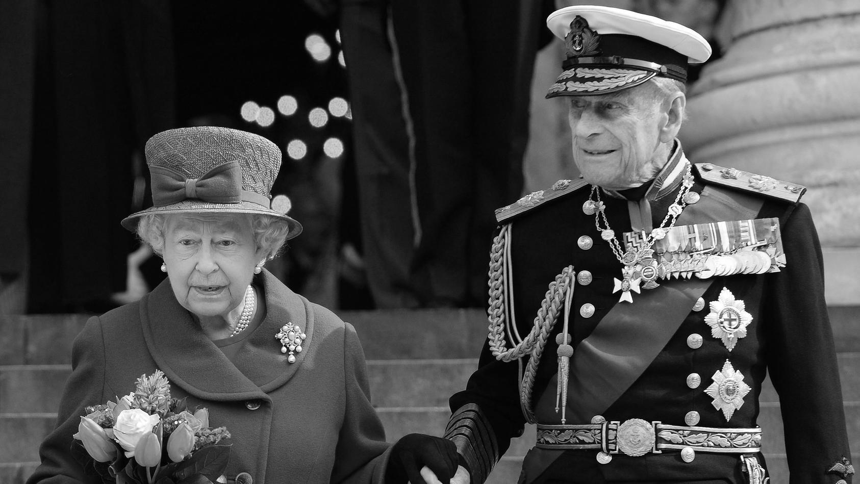 Prinz Philip ist am 09.04. 21 im Alter von 99 Jahren verstorben