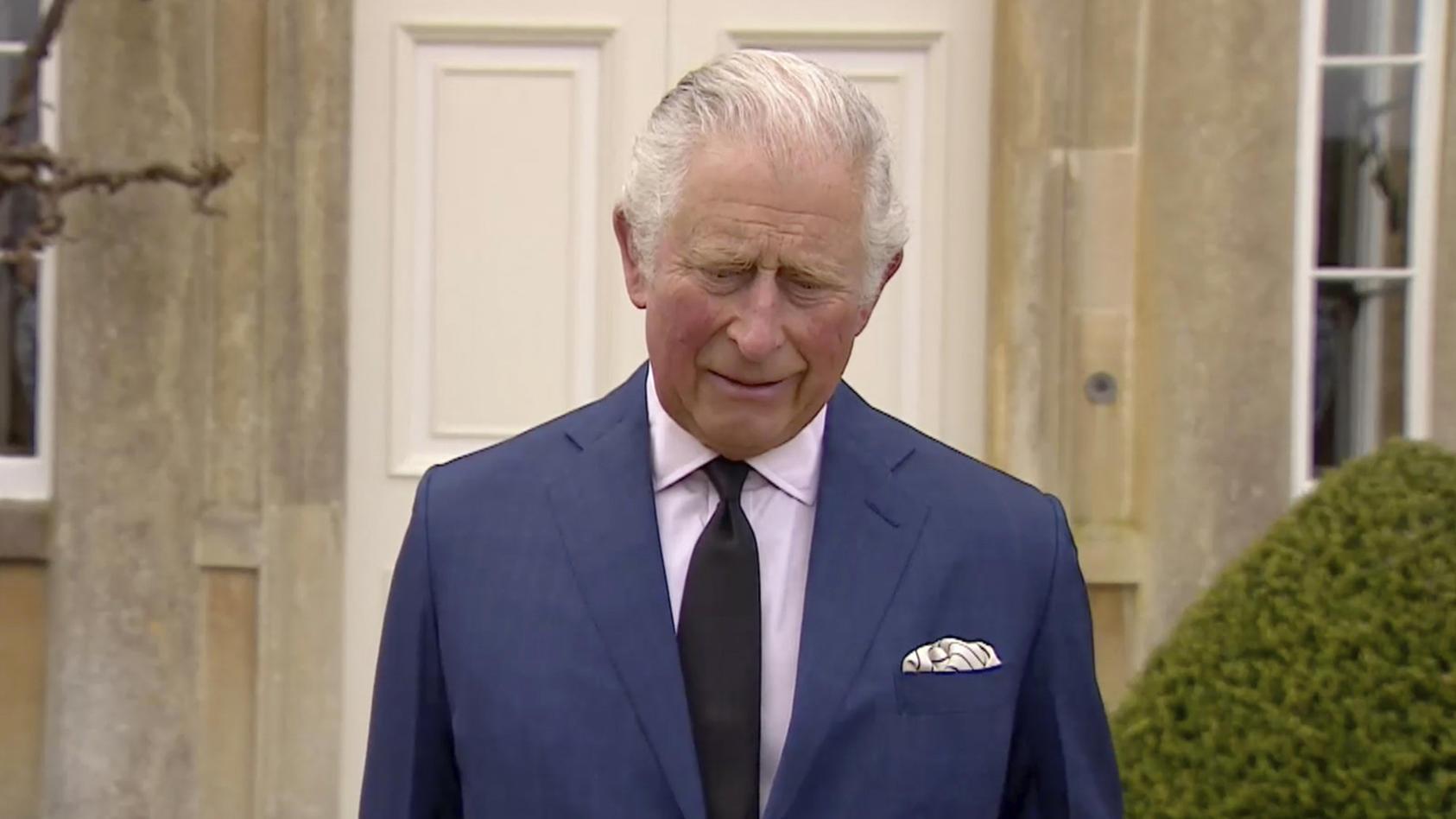 Prinz Charles kann es kaum erwarten, seine Enkelin Lilibet zu treffen.