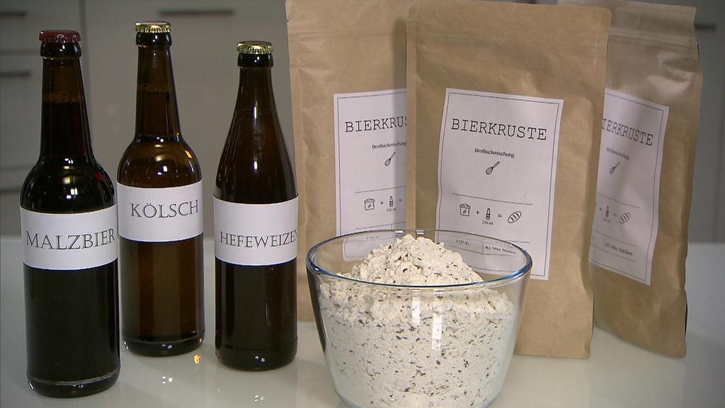 """Brotbackmischung von """"Bierkruste"""""""