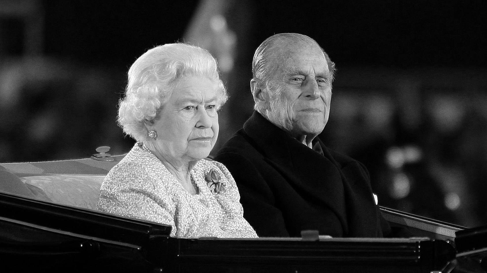 Prinz Philip wird am 17. April beigesetzt.