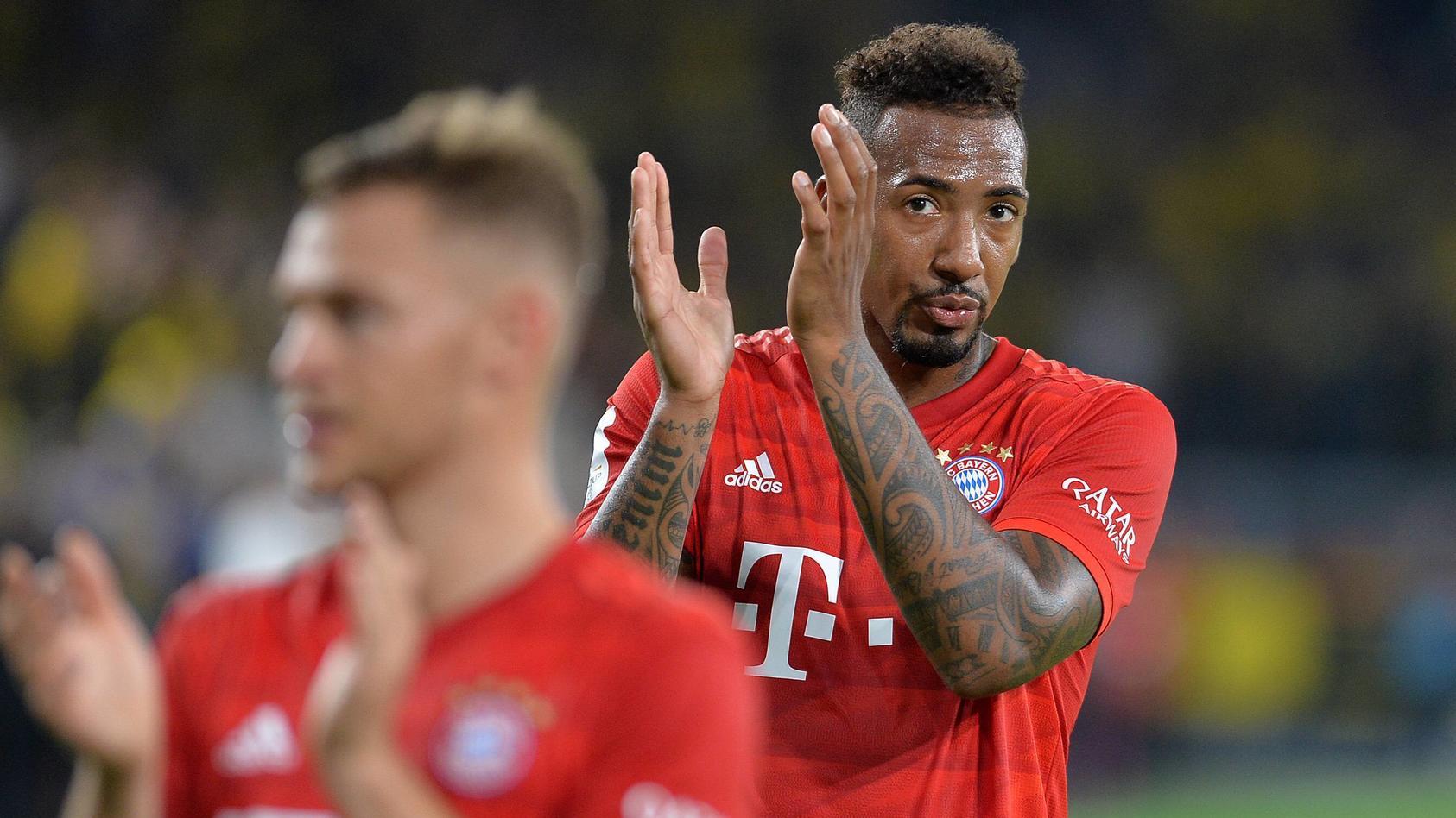 Jérôme Boateng hat beim FC Bayern keine Zukunft mehr, er muss den Club im Sommer verlassen.