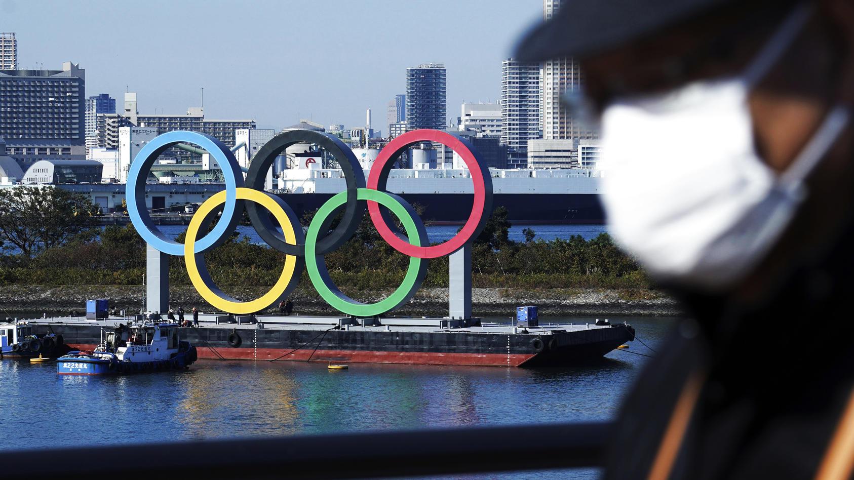 Die Vorbereitungen für Olympia 2021 laufen weiter.