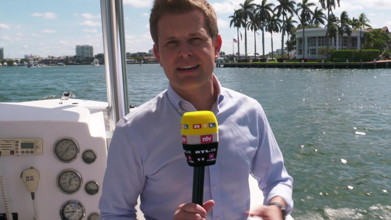 RTL-Reporter Dominik Maur