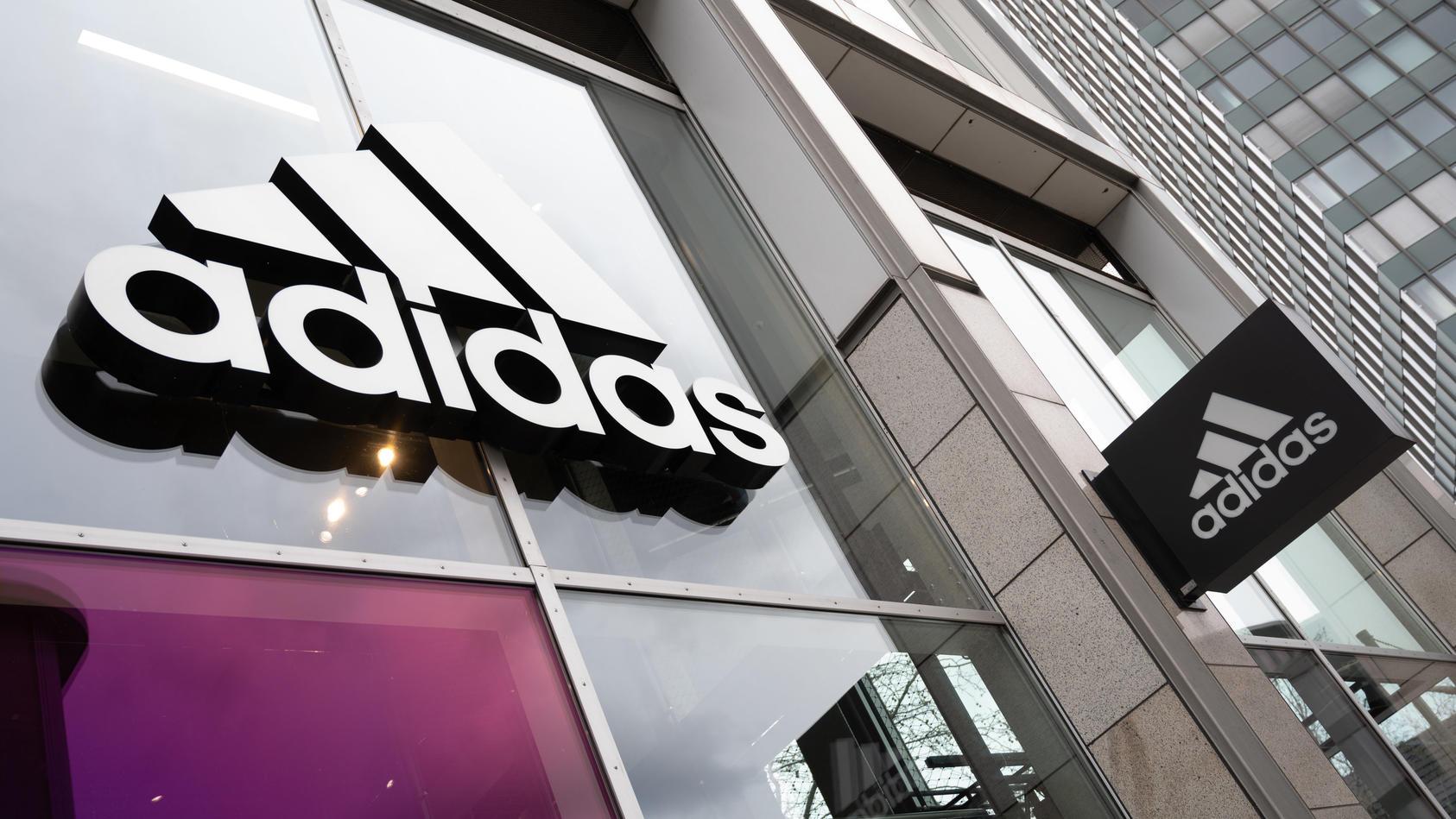 Vorreiter Adidas: Die Hälfte des Umsatzes soll in den eigenen Läden erzielt werden.