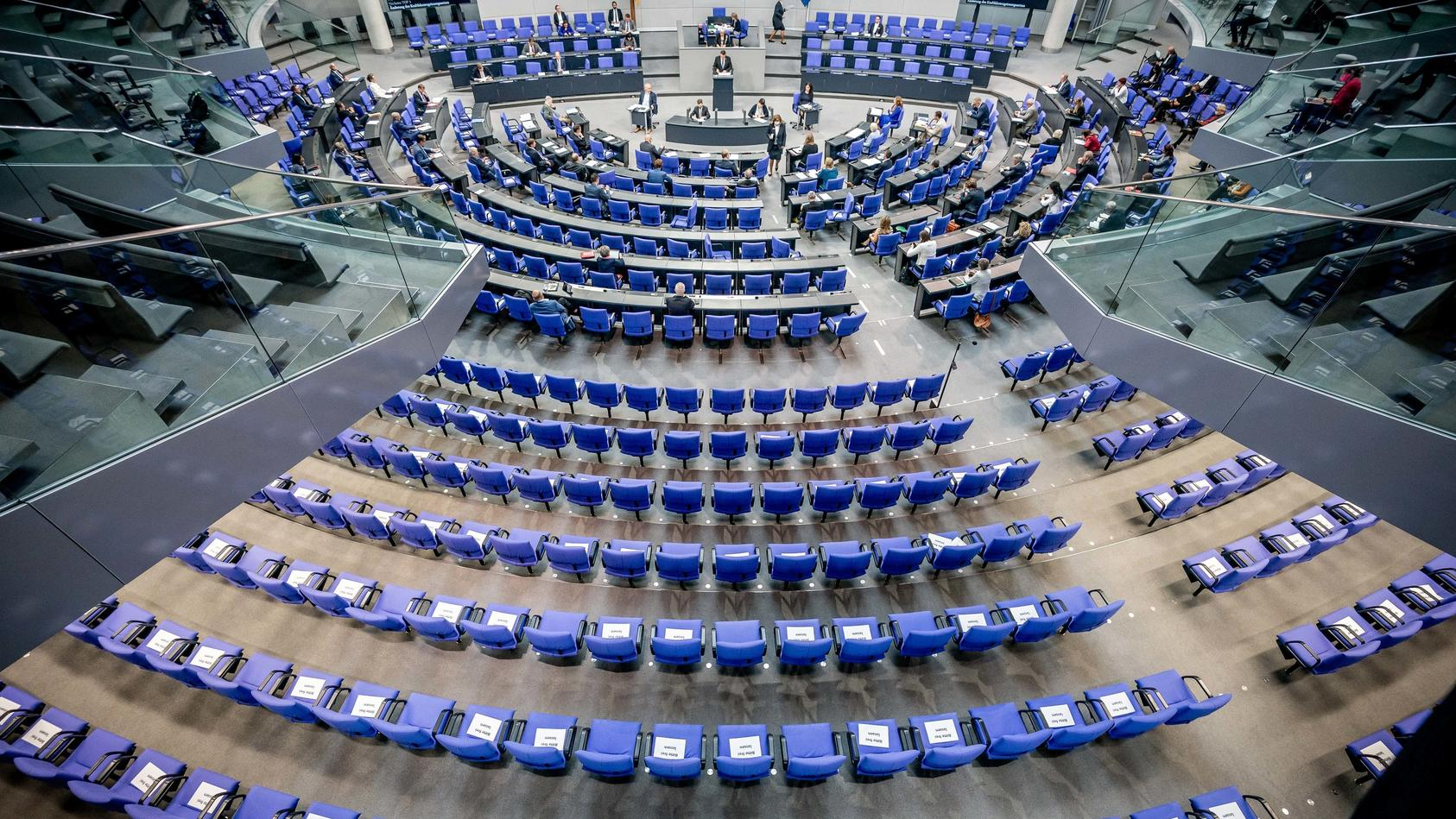 Nach dem Kabinett muss als nächstes der Bundestag über das neue Gesetz entscheiden.
