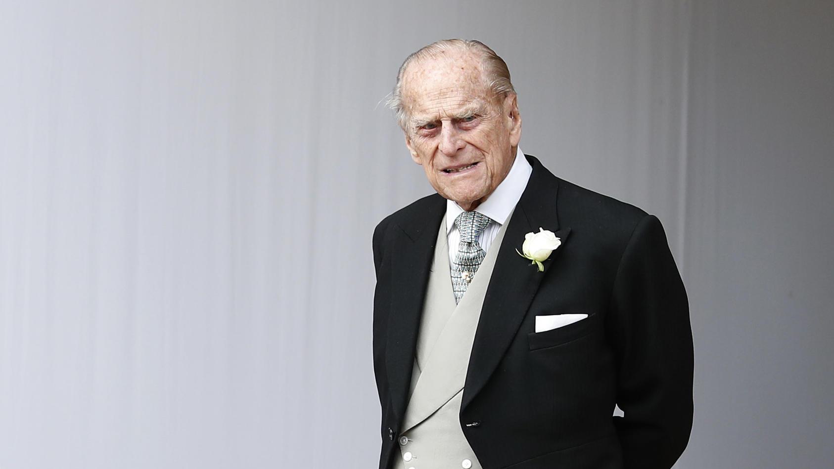 Prinz Philip starb am vergangenen Freitag.