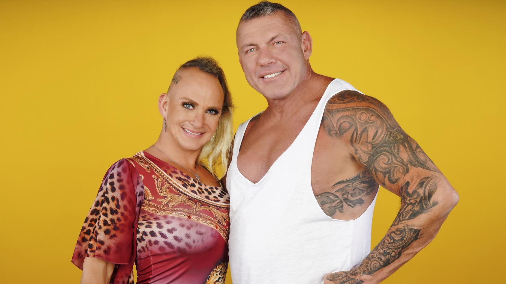 Caro und Andreas Robens haben sich über die Jahre ganz schön verändert.
