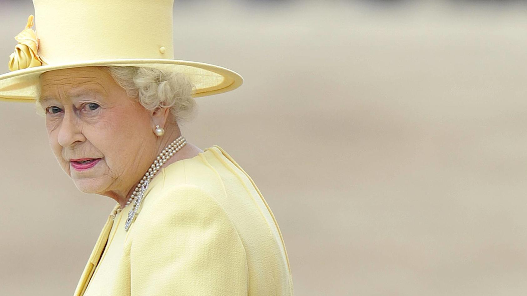 Die Queen wird ihren Mann wohl alleine verabschieden müssen.