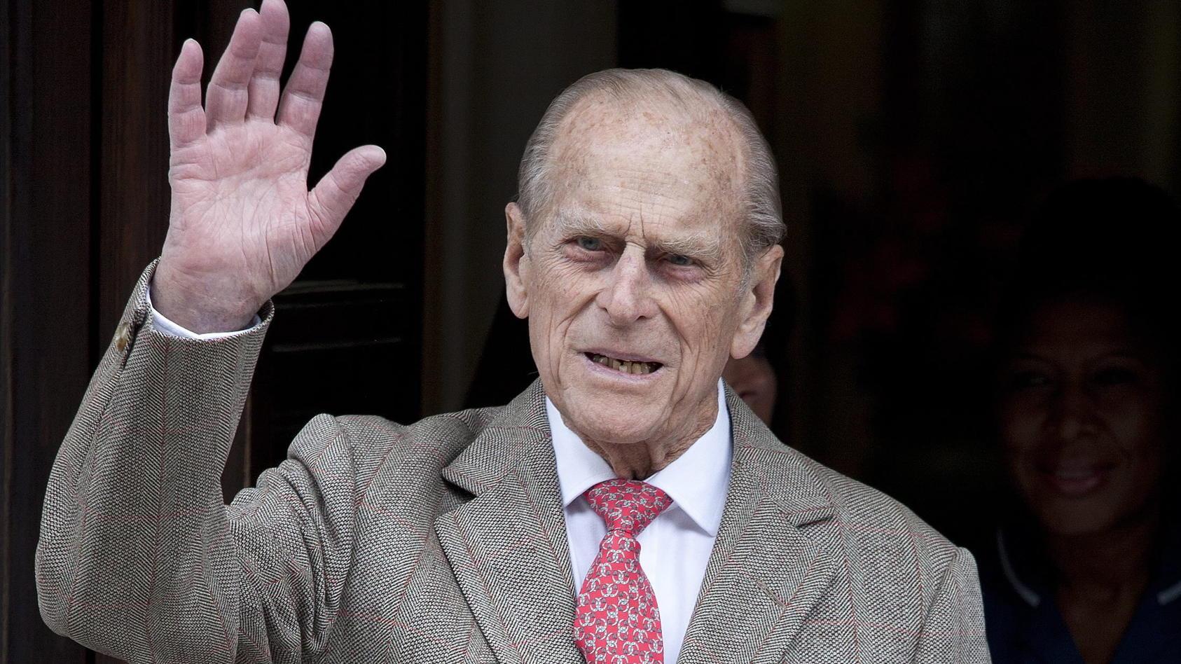 Prinz Philip hat im Alter von 99 Jahren Lebewohl gesagt