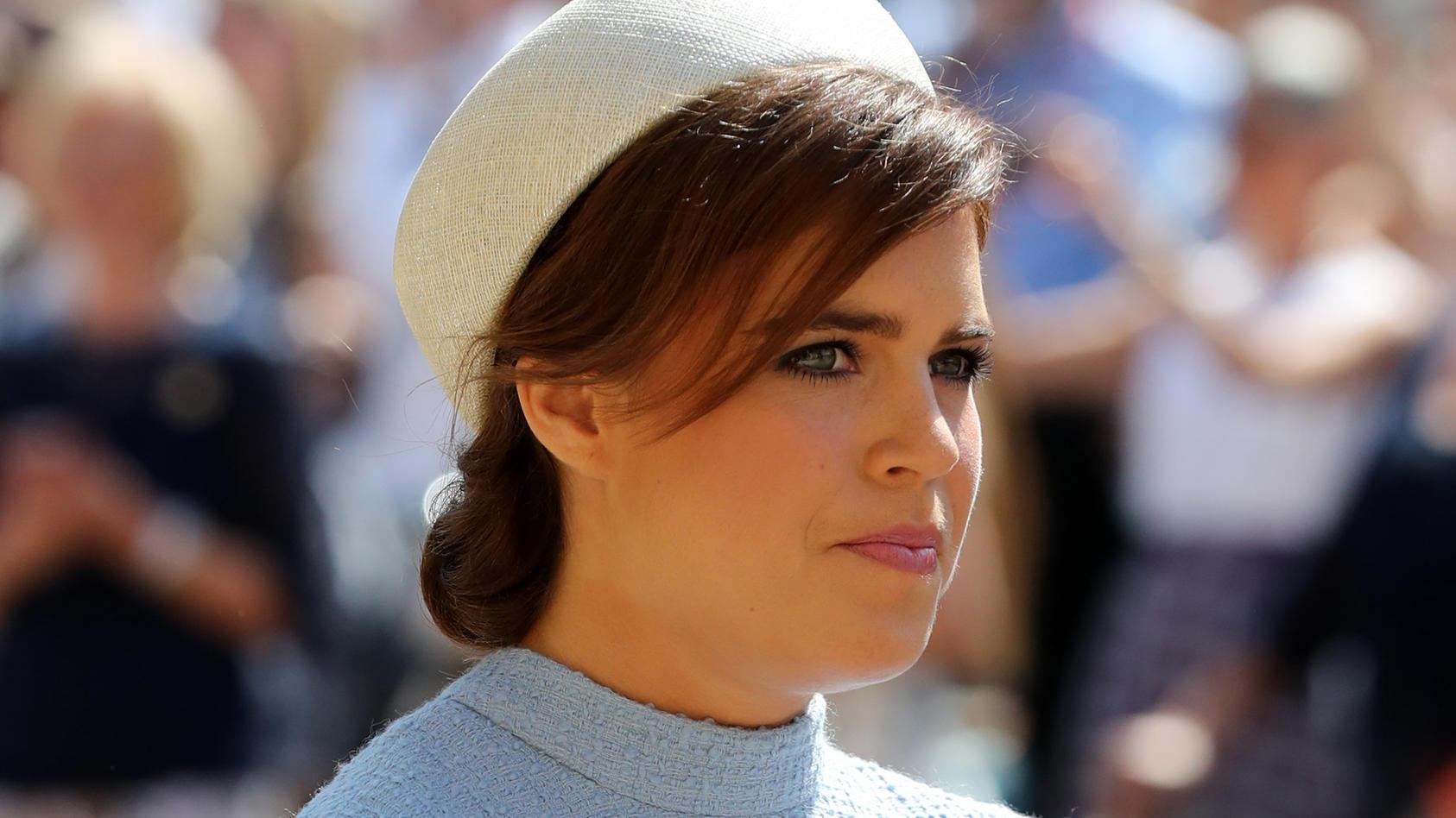 Prinzessin Eugenie trauert um Prinz Philip