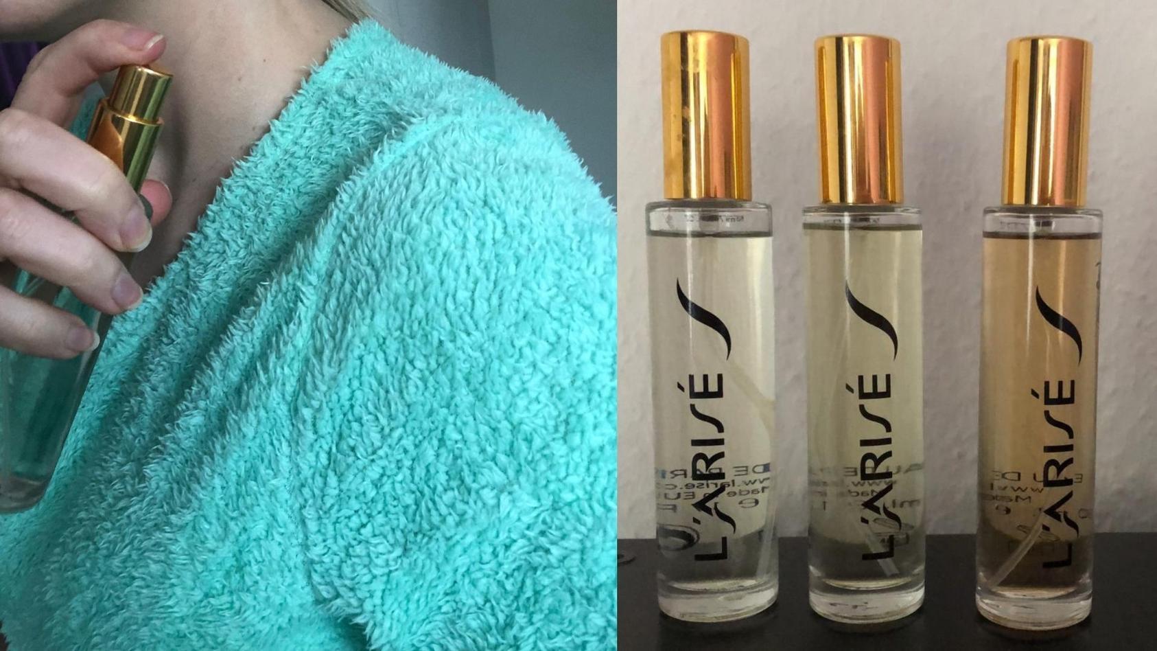 In unserem Alltags-Test haben sich Unterschiede zwischen den Parfüm-Originalen und den Dupes gezeigt.