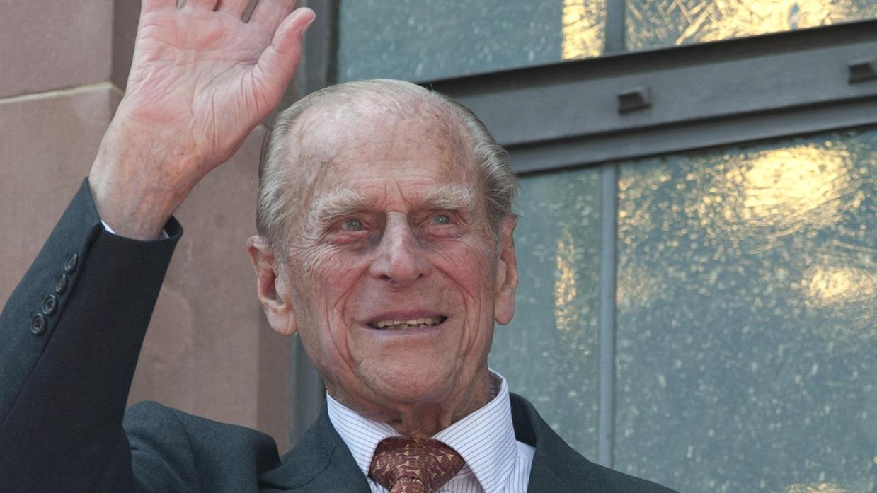 Prinz Philip wurde am Samstag auf seine letzte Reise geschickt.