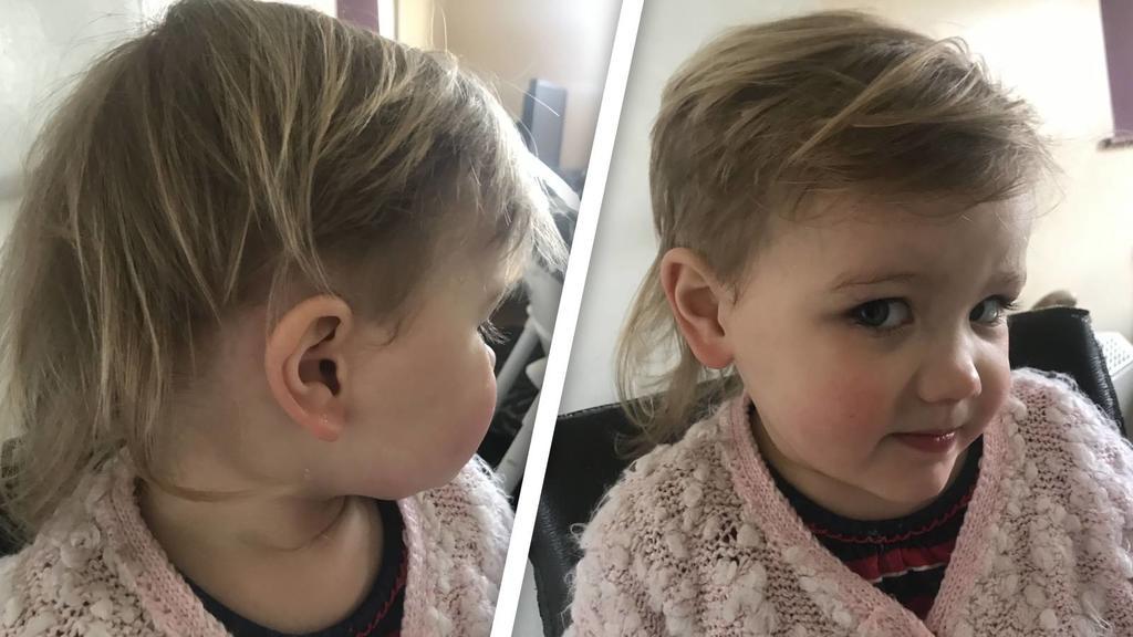 "Mylees neuer Haarschnitt erinnert ihre Mama an ""Tiger King"" Joe Exotic"