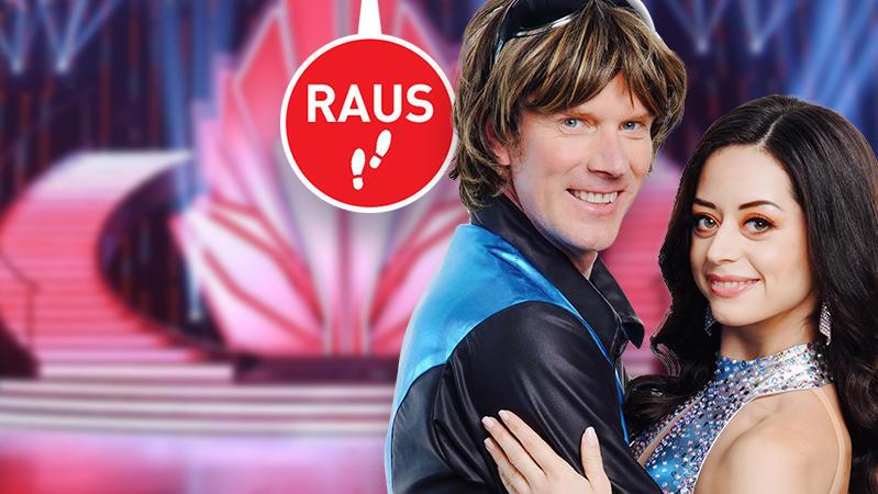 Mickie Krause und Malika Dzumaev müssen nach Show 6 die Tanzschuhe abgeben.