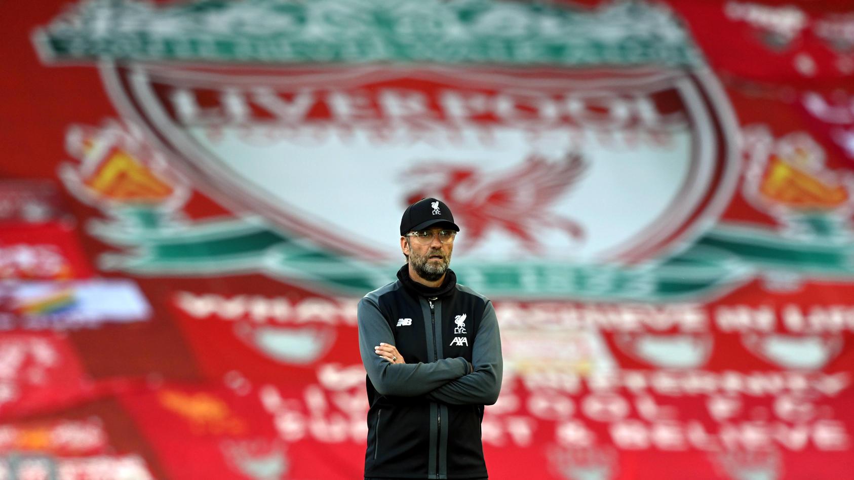 Super-League-Anwärter: Der FC Liverpool mit seinem Trainer Jürgen Klopp.
