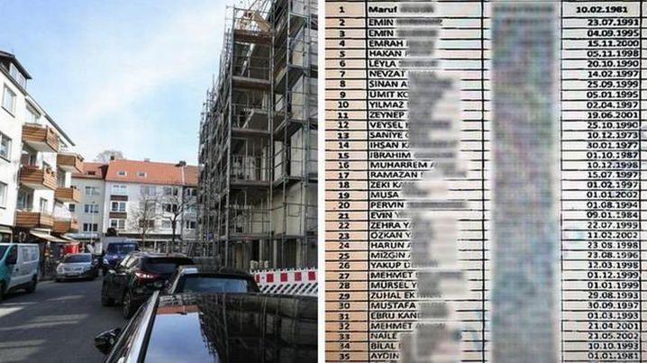 Ein Unternehmer aus Hannover soll 43 türkische Beamte nach Deutschland geschmuggelt haben.