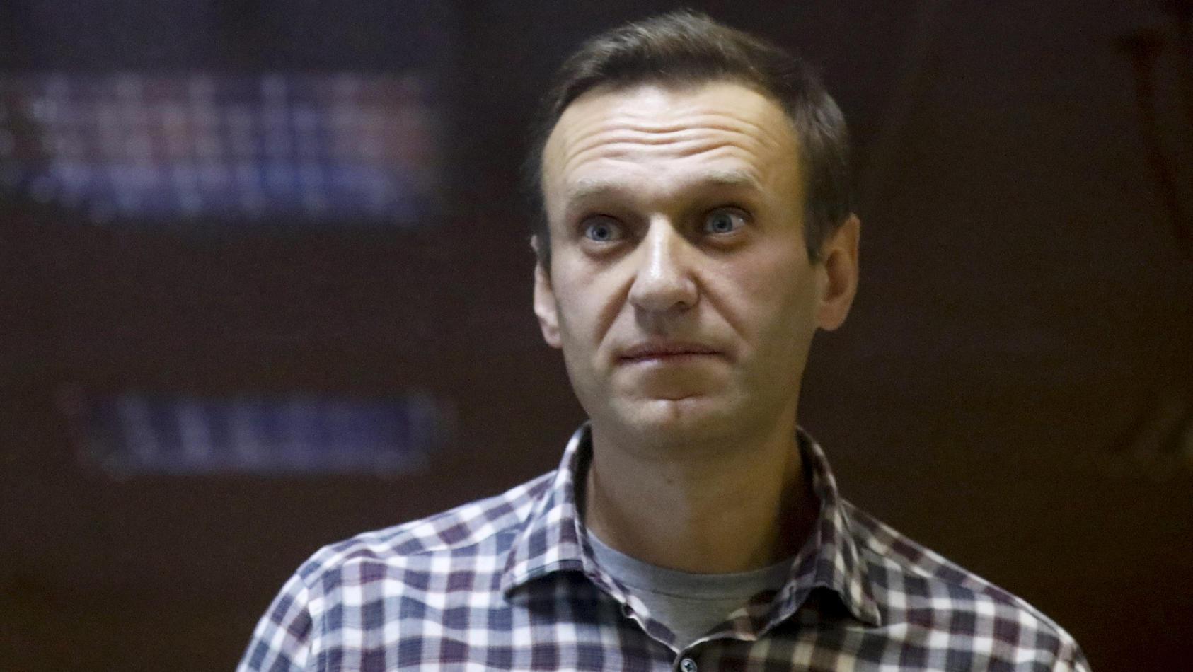 Kremlgegner Alexej Nawalny wurde in eine Gefängnisklinik verlegt.