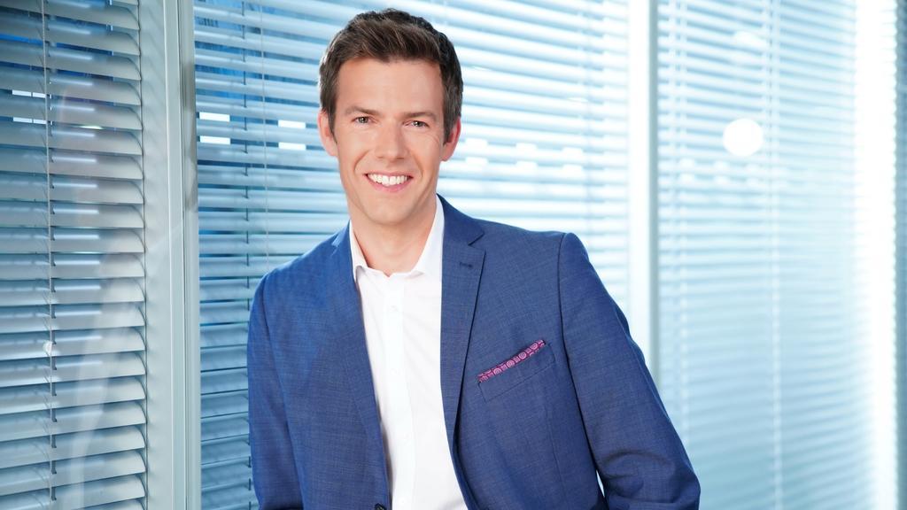Moderator Maik Meuser