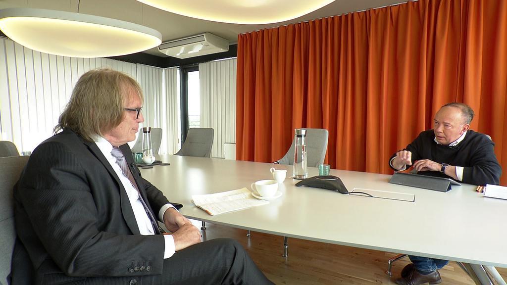 Anwalt Sommer, Reporter Klose