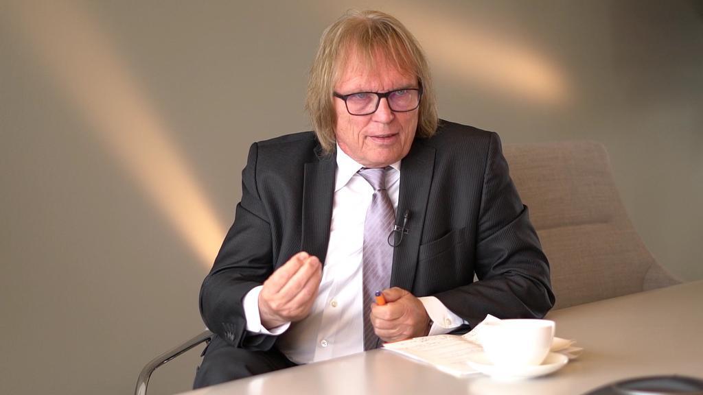Anwalt Ulrich Sommer