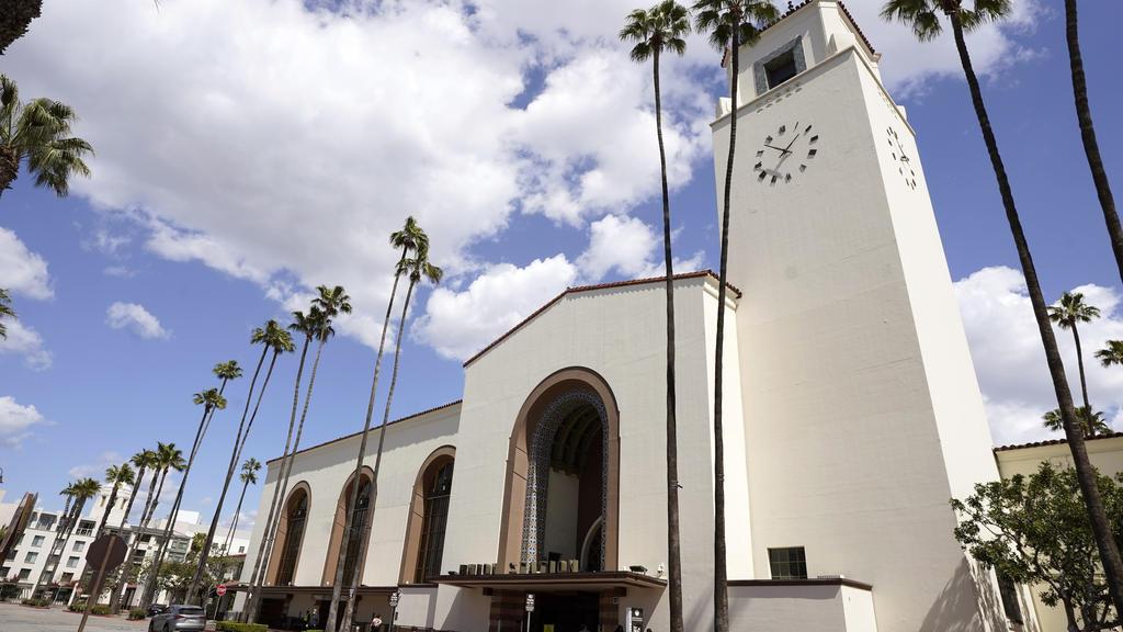 Union Station in Los Angeles - hier finden die Oscars statt. Zum Teil zumindest