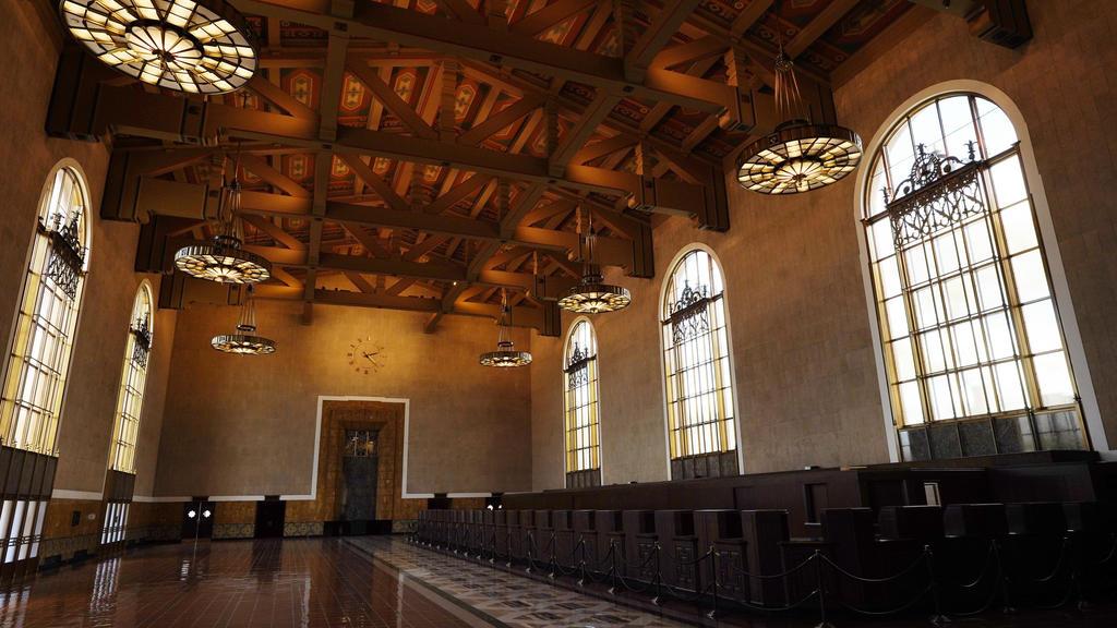 Union Station iin Los Angeles - die neue Heimat der Oscars