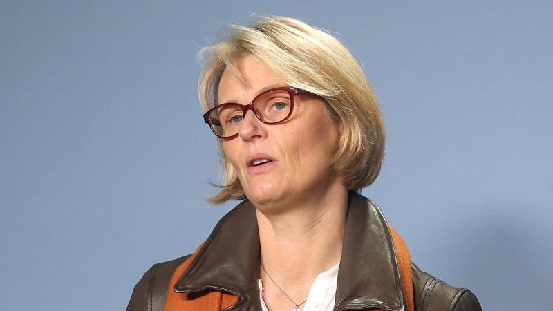 Anja Karliczek (CDU), Bundesforschungsministerin. Foto: Wolfgang Kumm/dpa