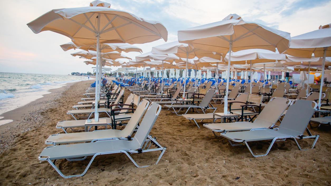 Leere Strände - fällt der Pauschalurlaub 2021 aus?