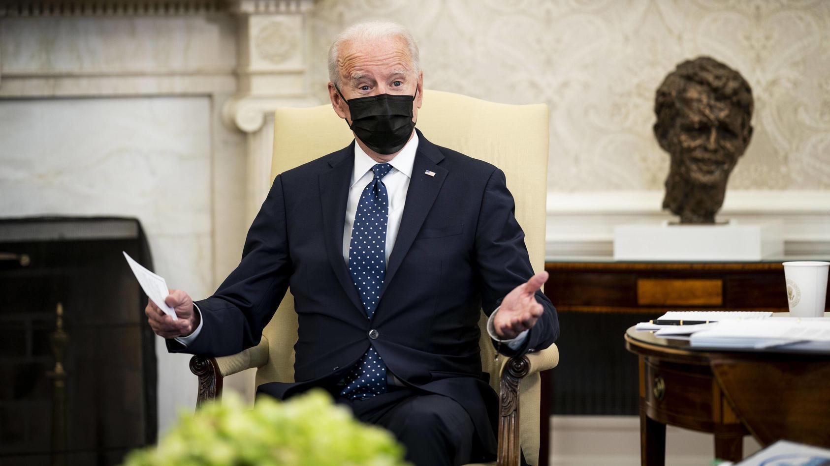 US-Präsident Joe Biden: Oberster Klimaschützer?
