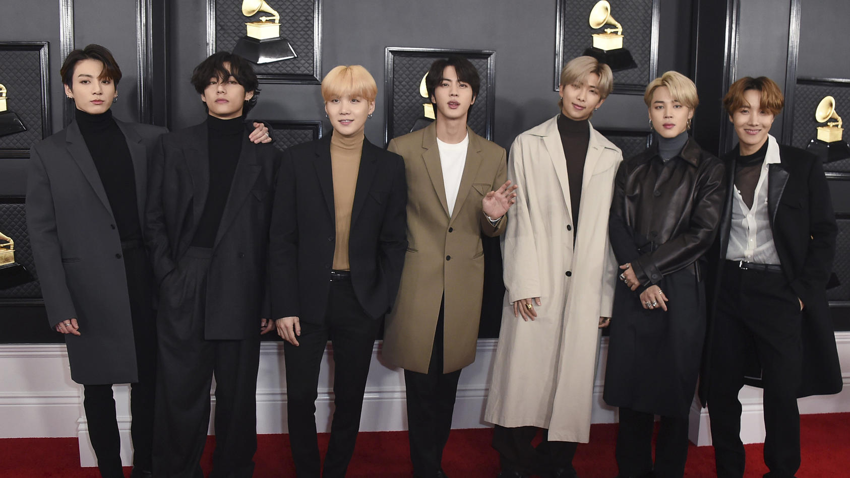K-Pop-Boygroup BTS
