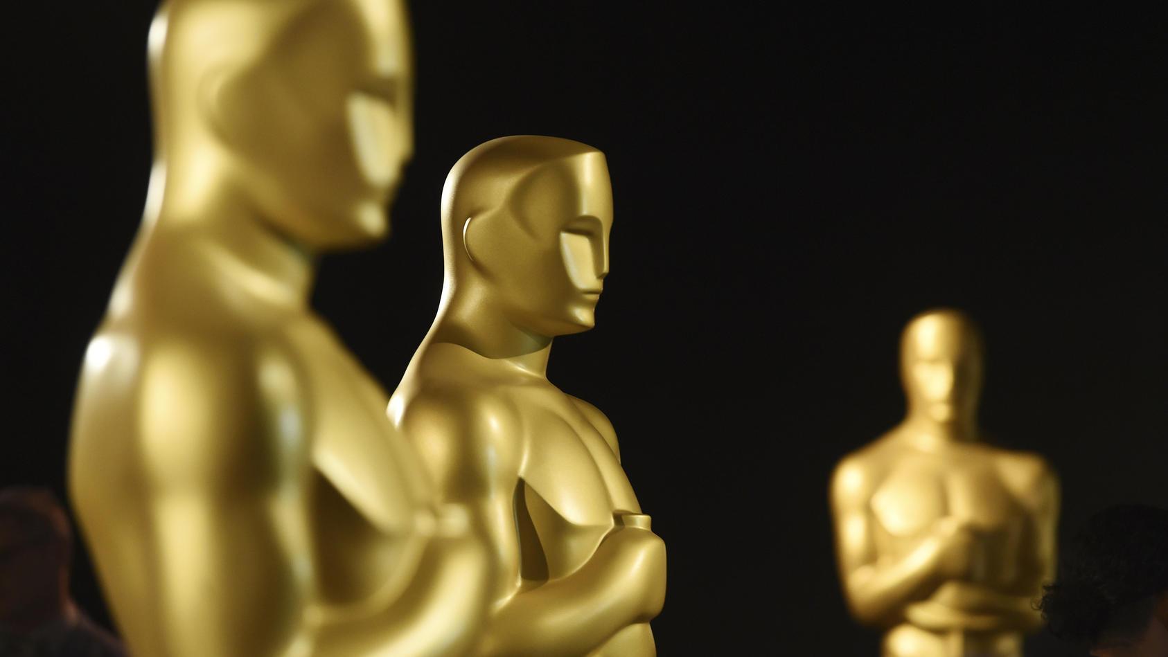 Nicht jeder kann einen Oscar bekommen. Wer sind die Favoriten?