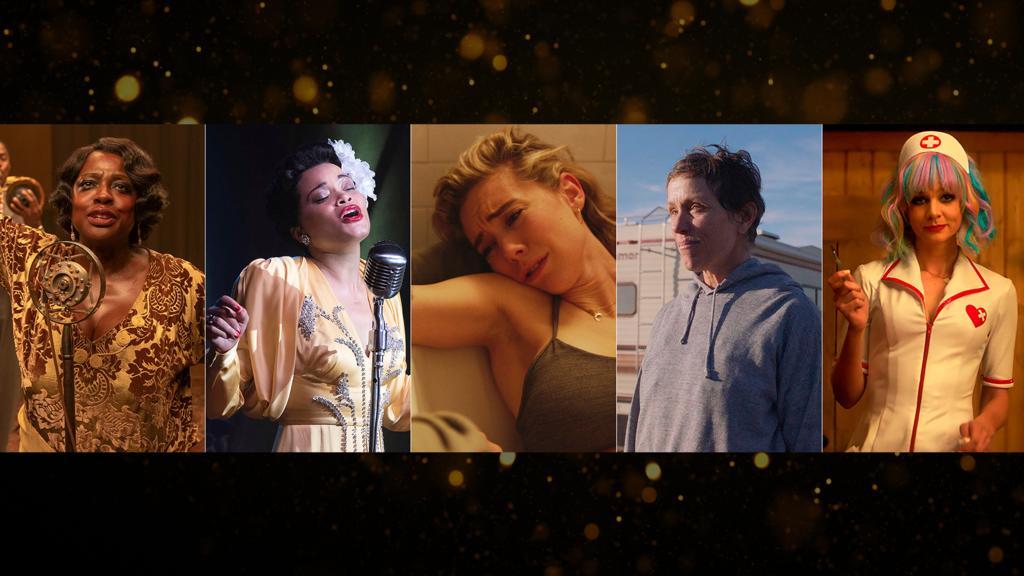 Wer wird beste Hauptdarstellerin bei den Oscars 2021?