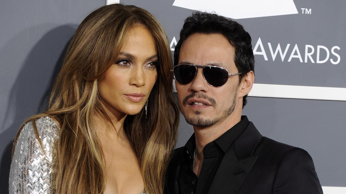 Jennifer Lopez: Ihr Ex Marc Anthony steht ihr nach der Trennung von A-Rod bei.