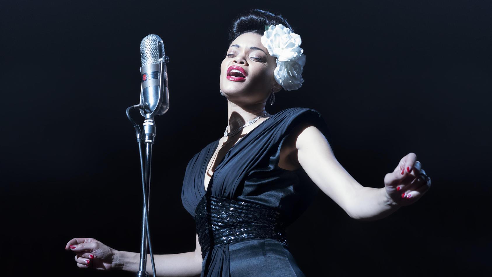 Andra Day brilliert als Jazzstar Billie Holiday
