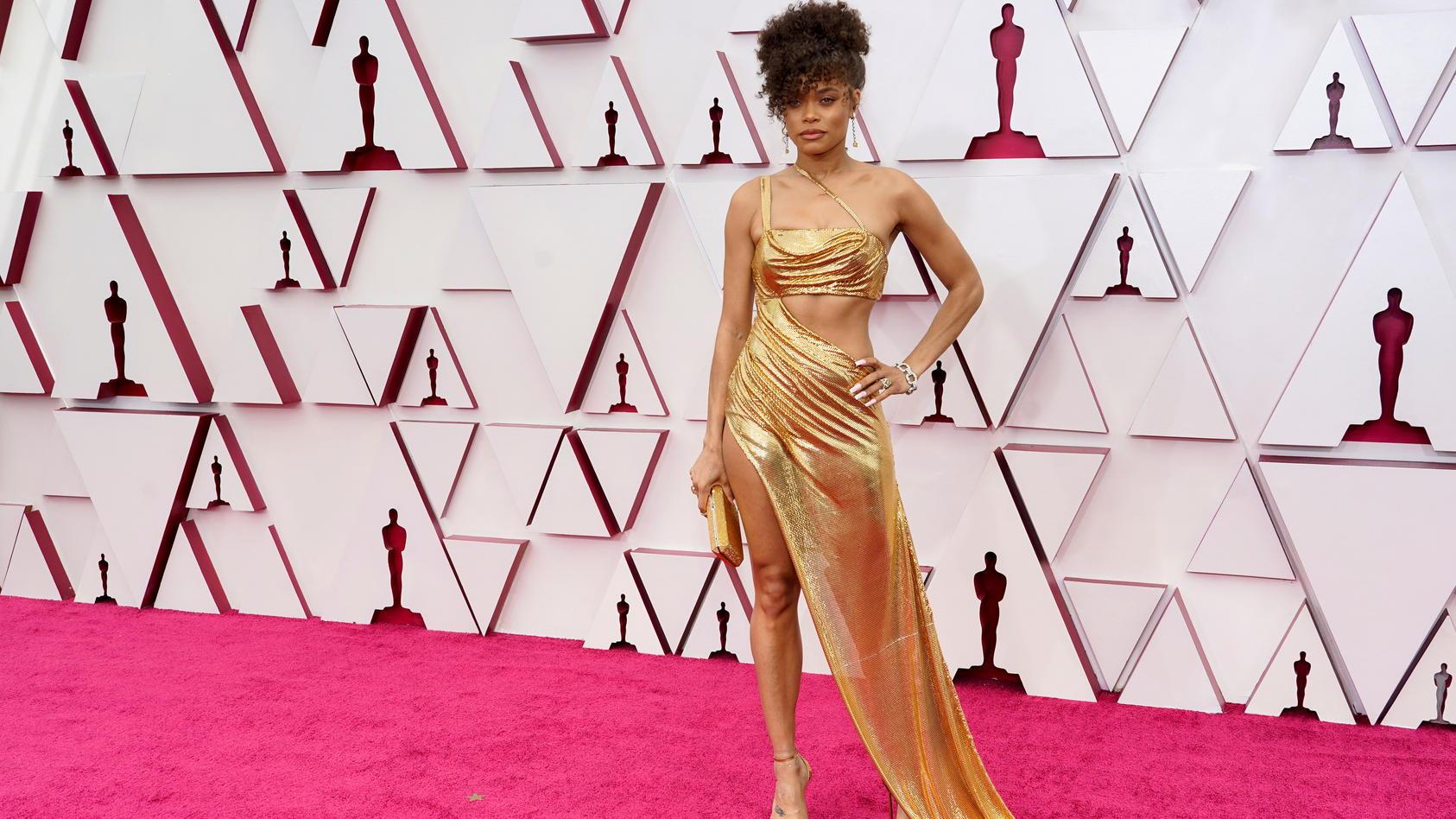 Andra Day bei der Oscar-Verleihung 2021
