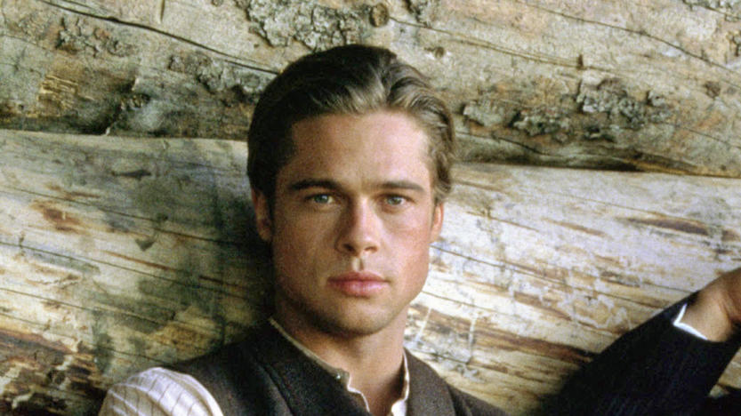 """Brad Pitt im Film """"Legenden der Leidenschaft"""", (1995)"""