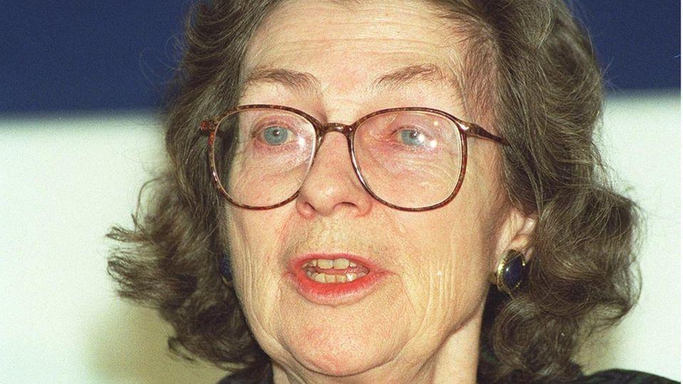 Anne McLaren, die bekannteste Stammzellenforscherin, wäre am 26. April 2021 94 Jahre geworden.