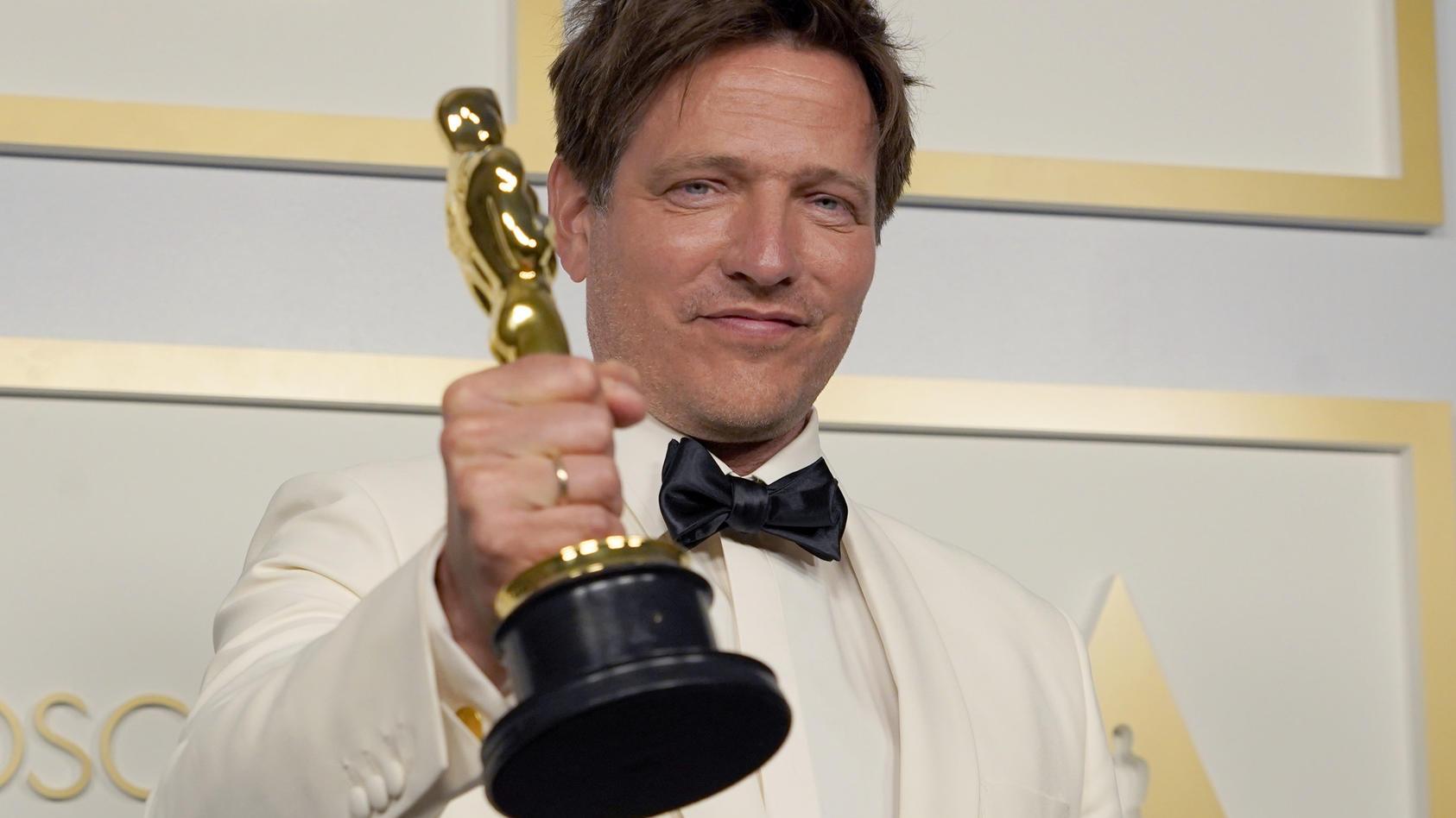 Oscars - 93. Verleihung der Academy Awards - Gewinner Thomas Vinterberg.