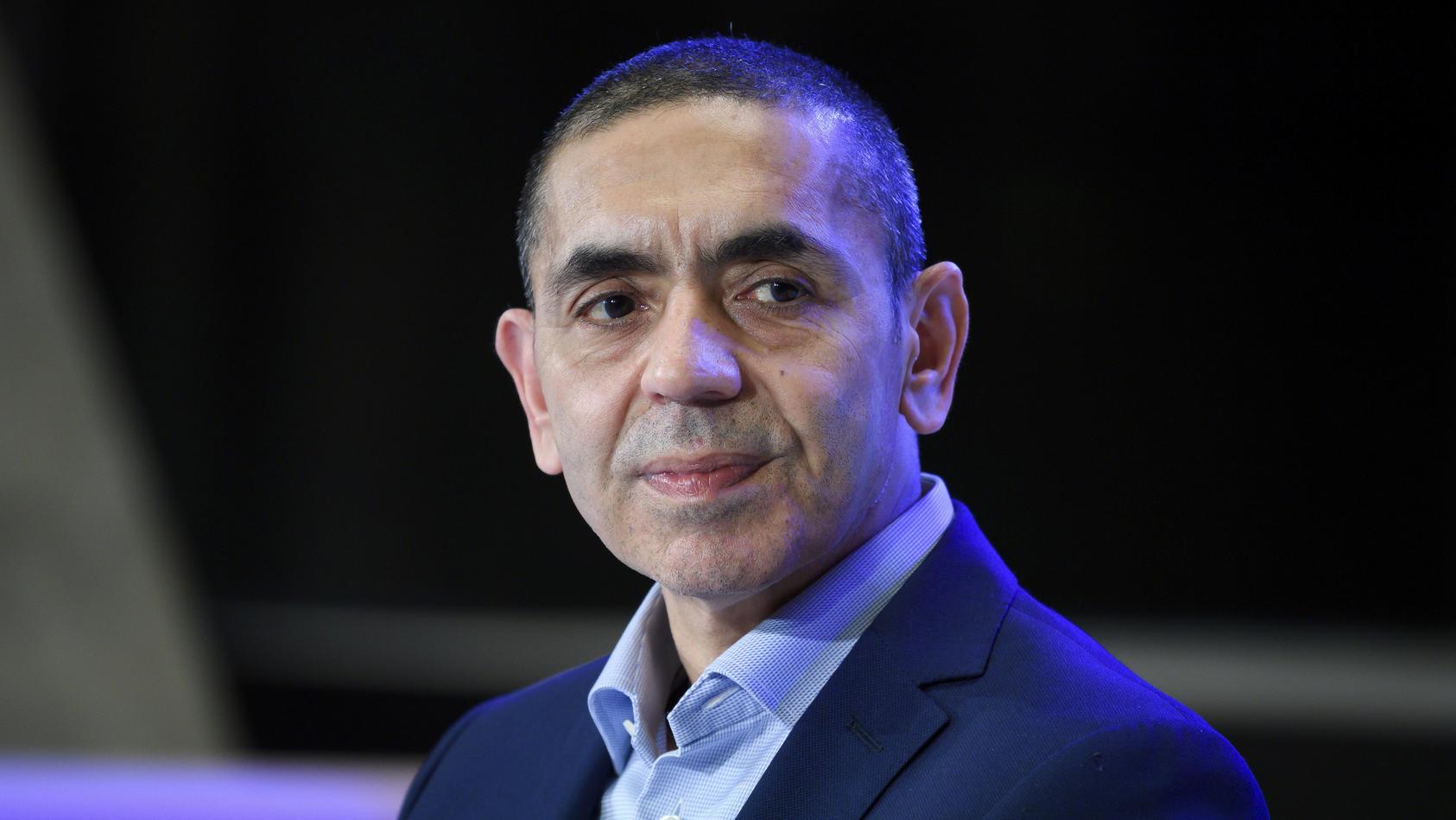 Biontech-Mitgründer Ugur Sahin hat sich zu den Berichten aus Israel geäußert.