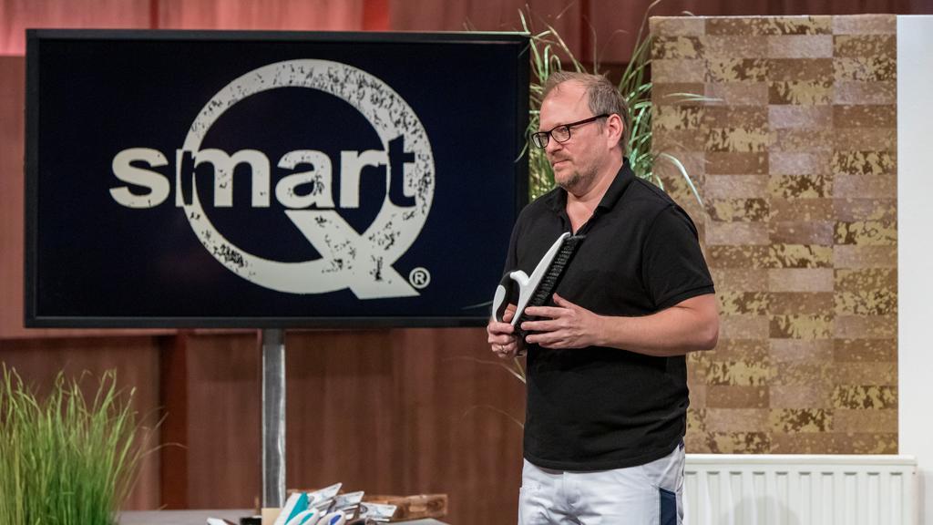 SmartQ: Eine ergonomische Tapezierbürste