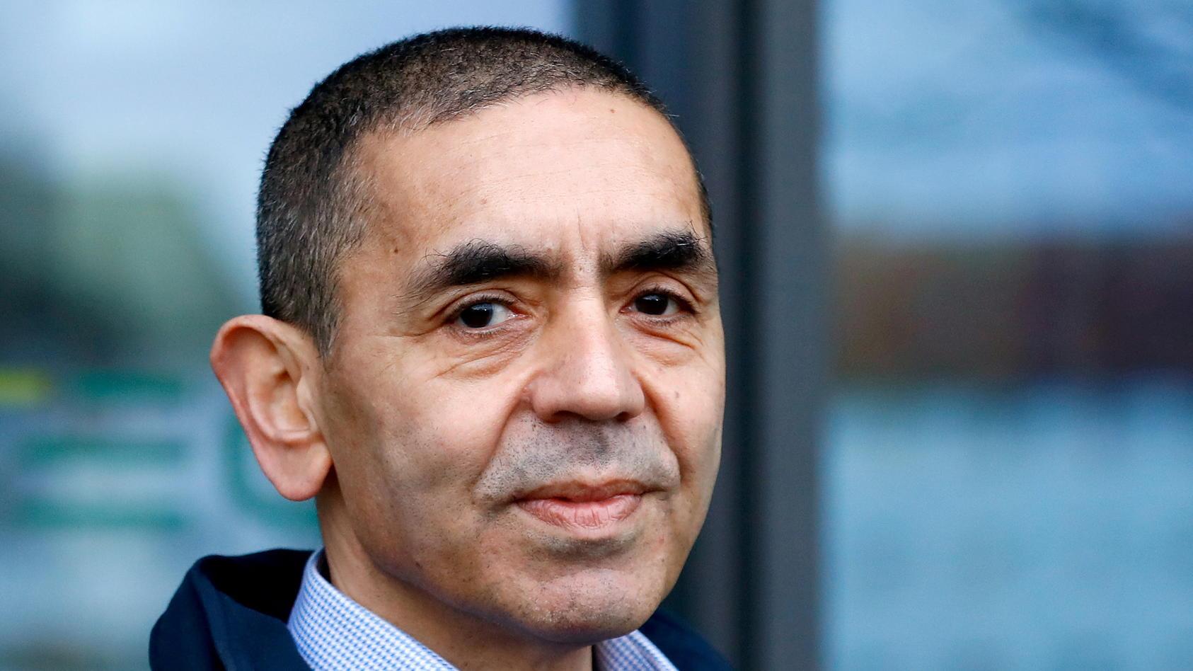 Biontech-Chef Uğur Şahin macht Hoffnung auf eine baldige Herdenimmunität.