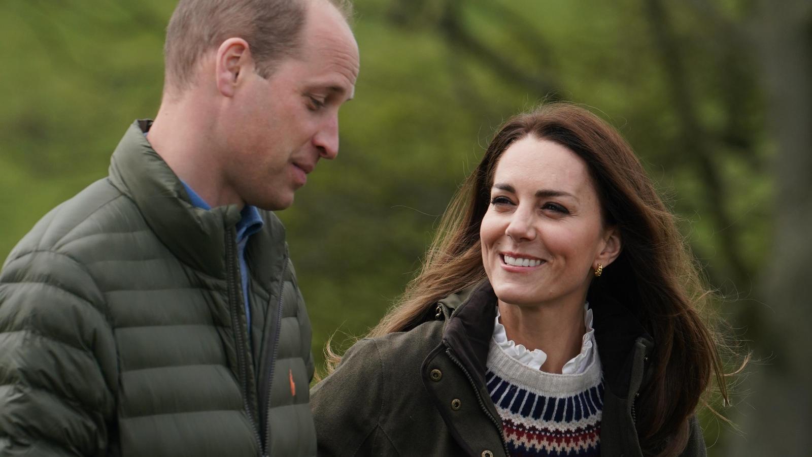 Prinz William und Herzogin Kate feiern ihren 10. Hochzeitstag.