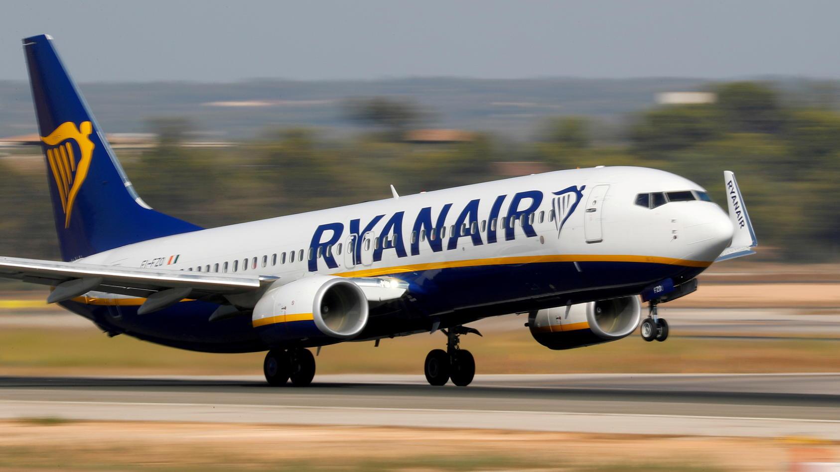 Ryanair muss auch bei Streik seine Kunden entschädigen.